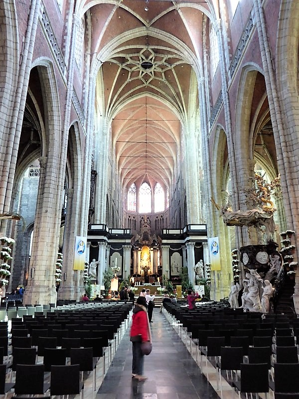 St. Bavo's Cathedral, Gent