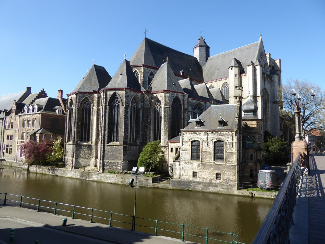 St. Michael's Church, Gent
