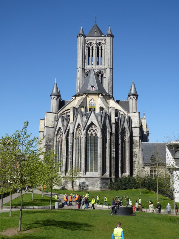 St Nicholas's Church, Gent