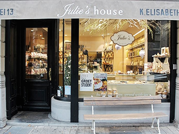 Julie's House Gent