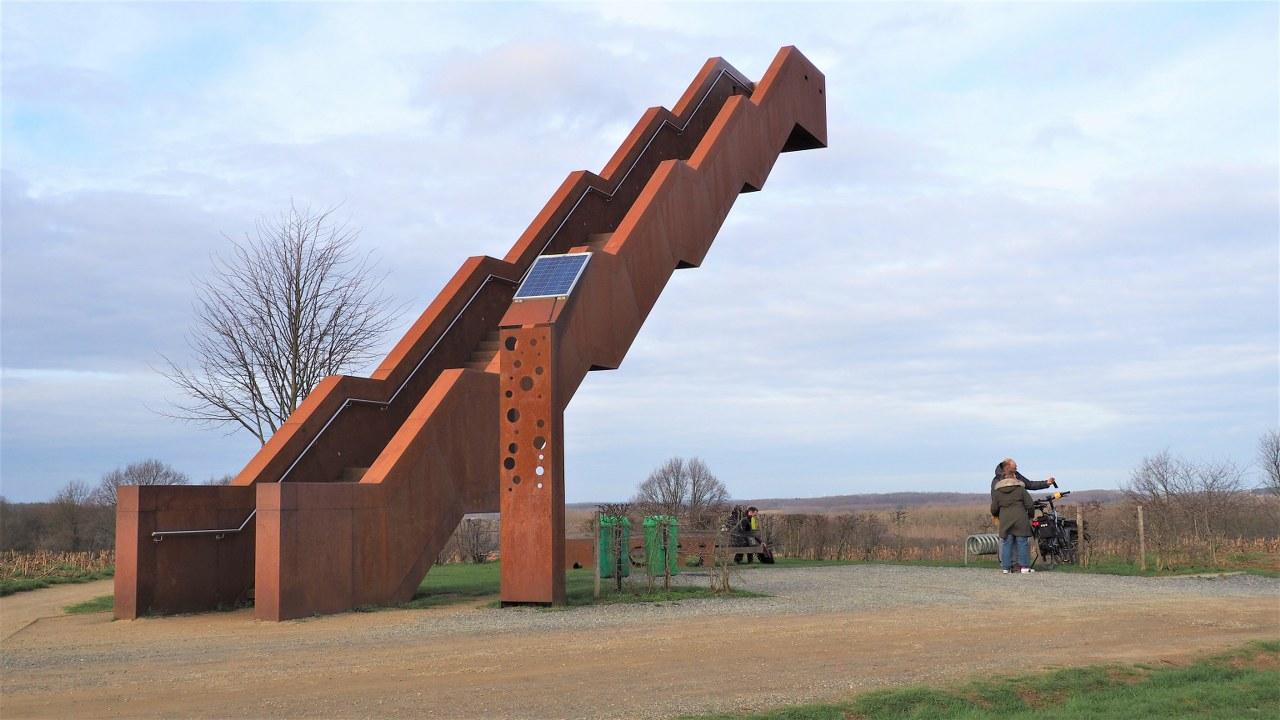 The Vlooyberg Tower near Tielt-Winge