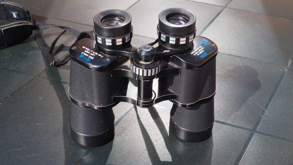 Heron binoculars