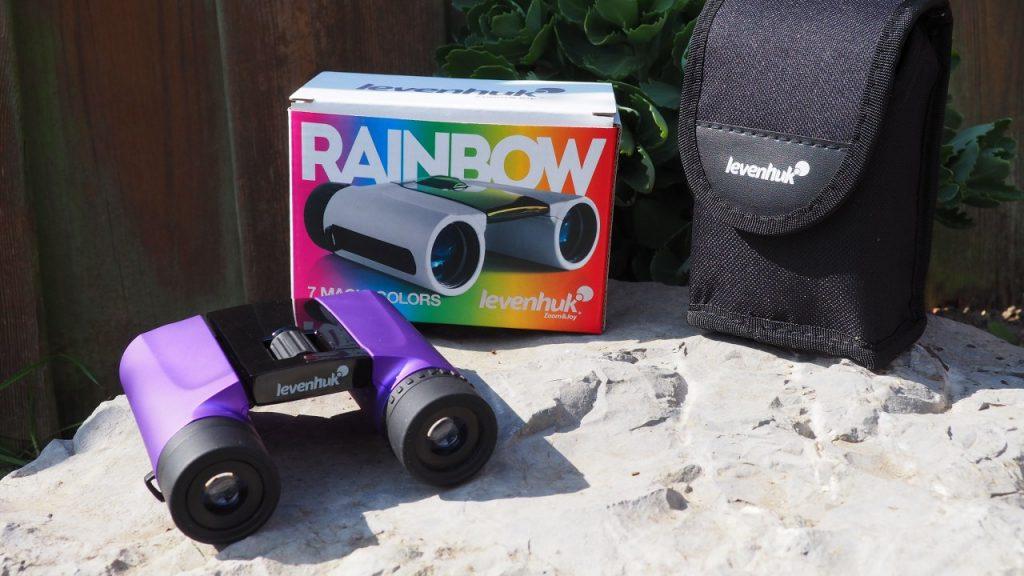 Levenhuk Rainbow 8 x 25 binoculars