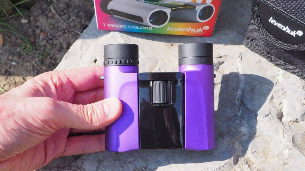 Rainbow binoculars from Levenhuk