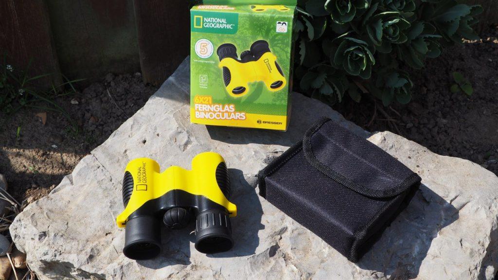 A buying guide to choosing binoculars for kids