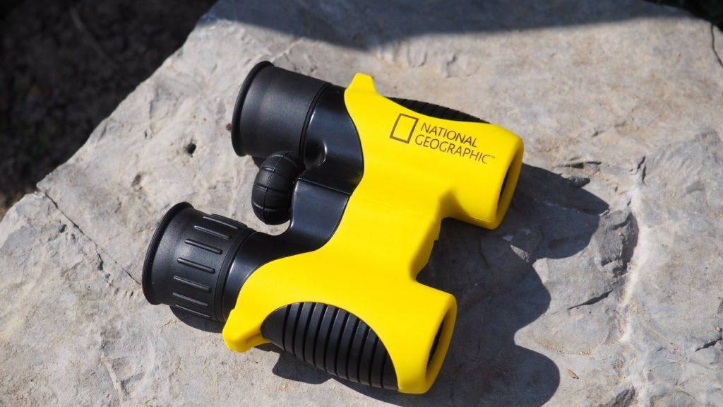 National Geographic 6 x 21 children's binoculars