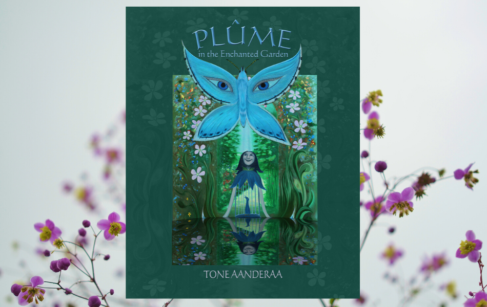 Plume in the Enchanted Garden