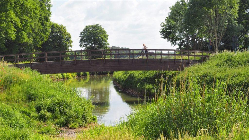 Demertrefplaats Langdorp est le point de départ des promenades dans la vallée de la Demer