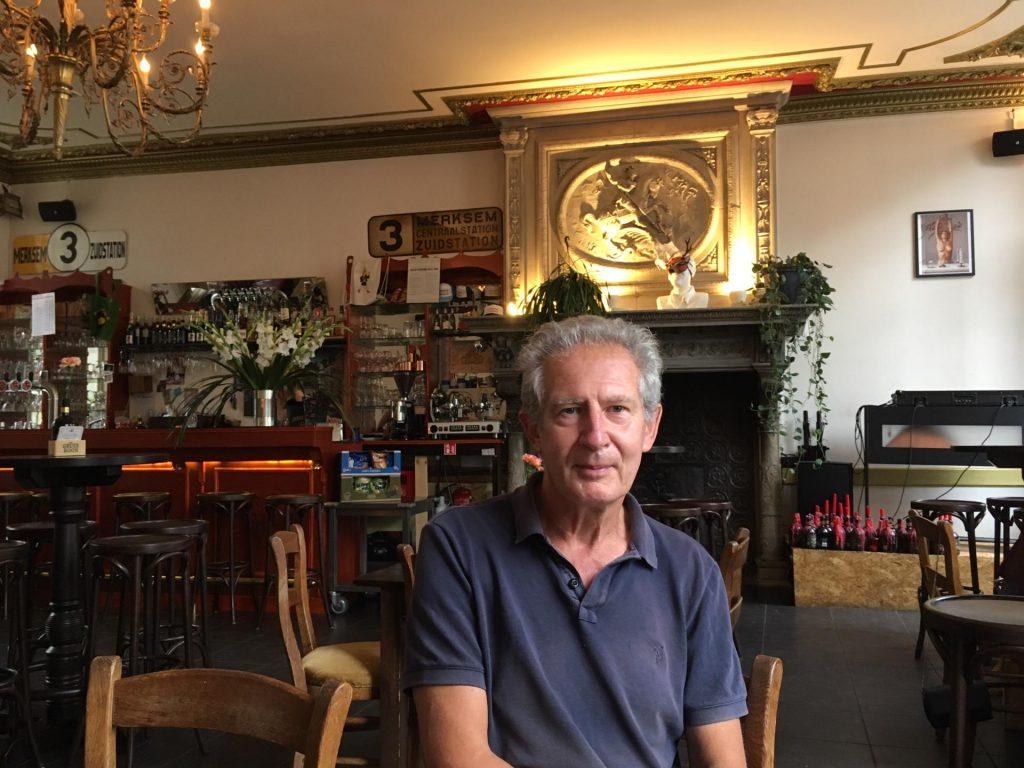 Derek Blyth describes his favourite locations in Belgium