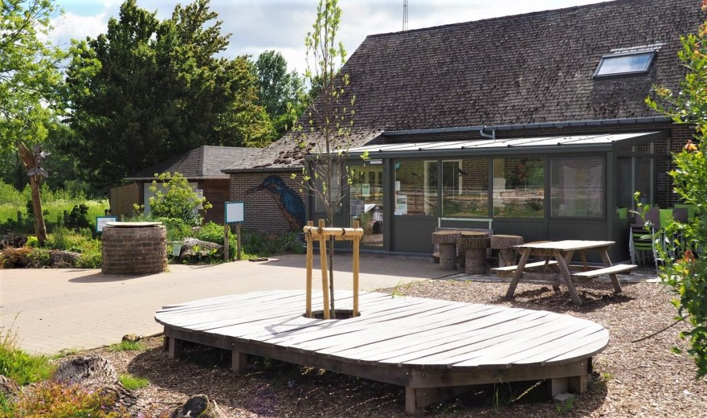Groene Valley Visitor Centre, Silsombos Kortenberg