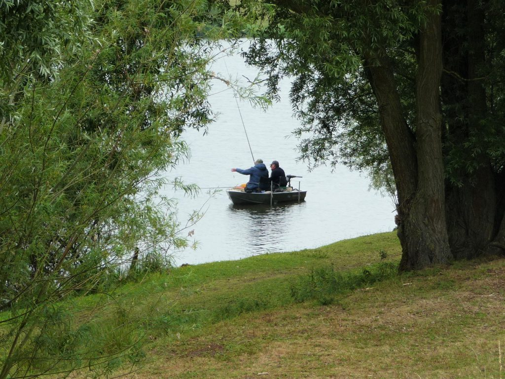 Fishing on the Schulensmeer