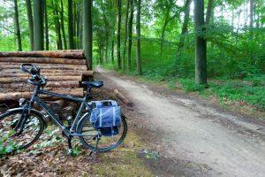 Cycling around Leuven