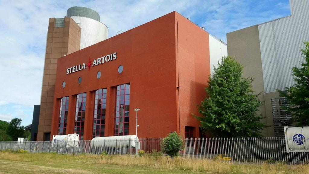 Stella Artois brewery Leuven