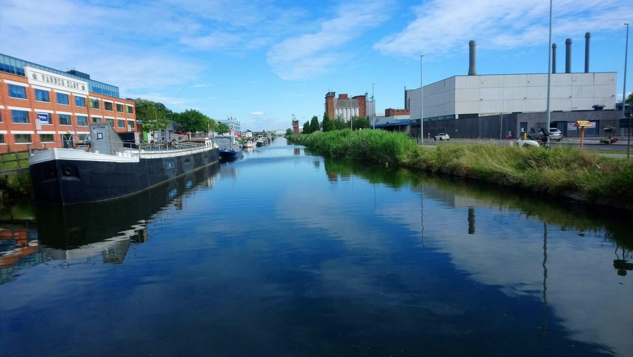 Leuven-Mechelen canal