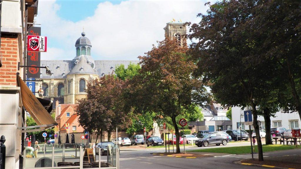 Grimbergen basilica