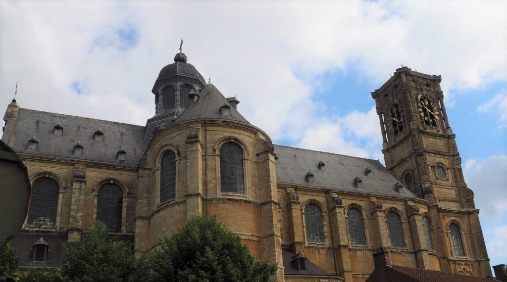 A walk around Grimbergen includes a visit to the basilica