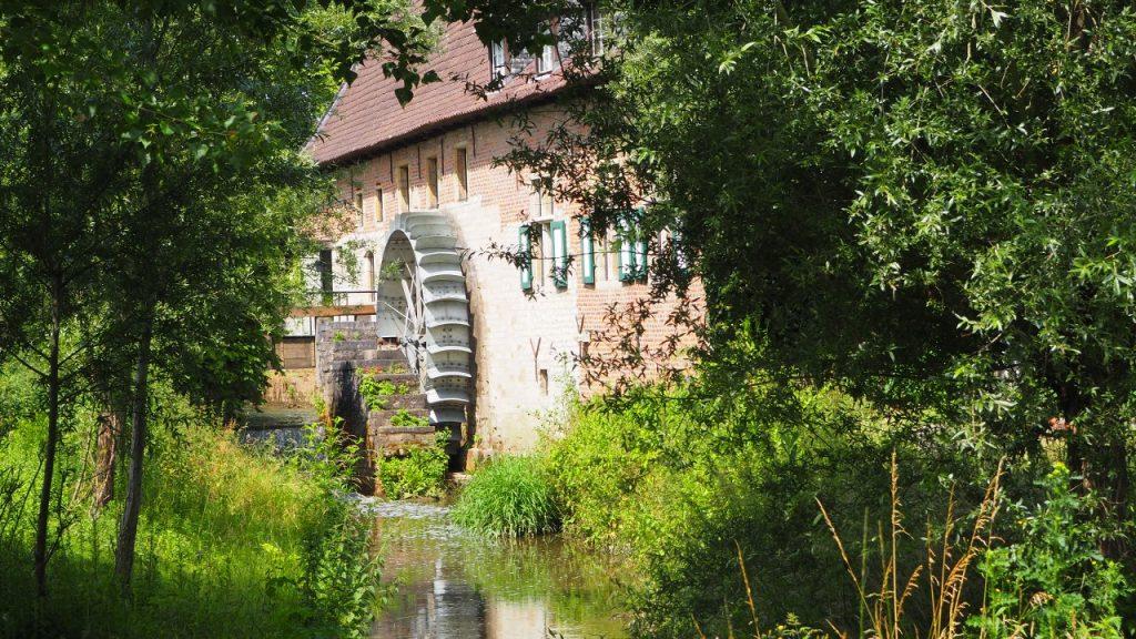 Liermolen water mill