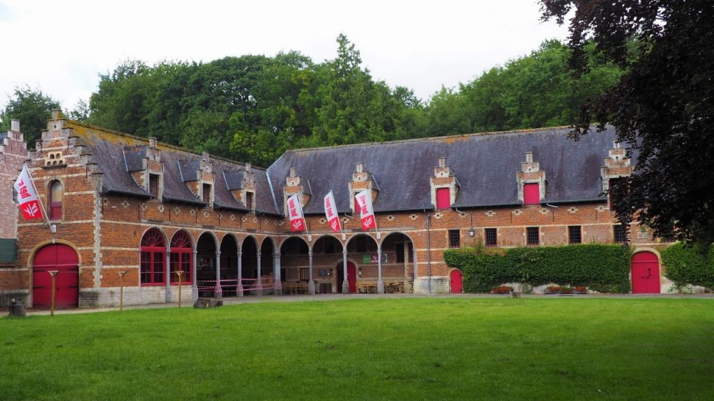 Visit the Museum of Old Techniques during a walk around Grimbergen