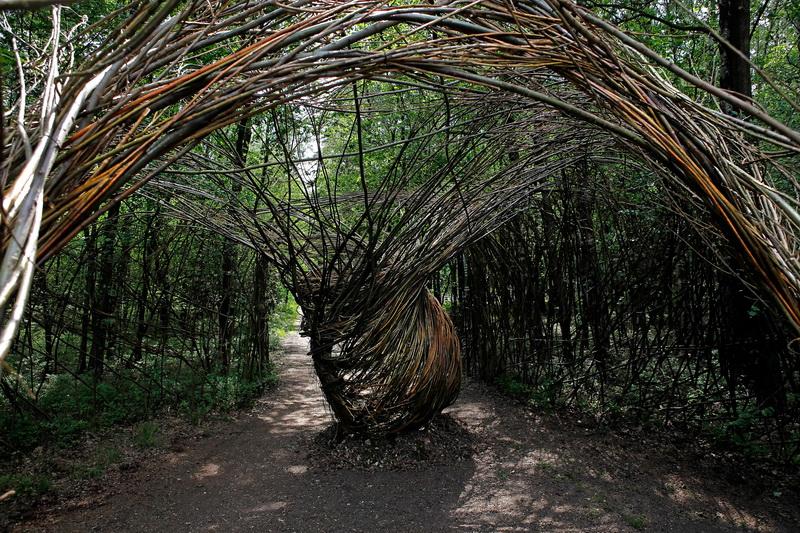 Aire de jeux forestière Bosland Lommel