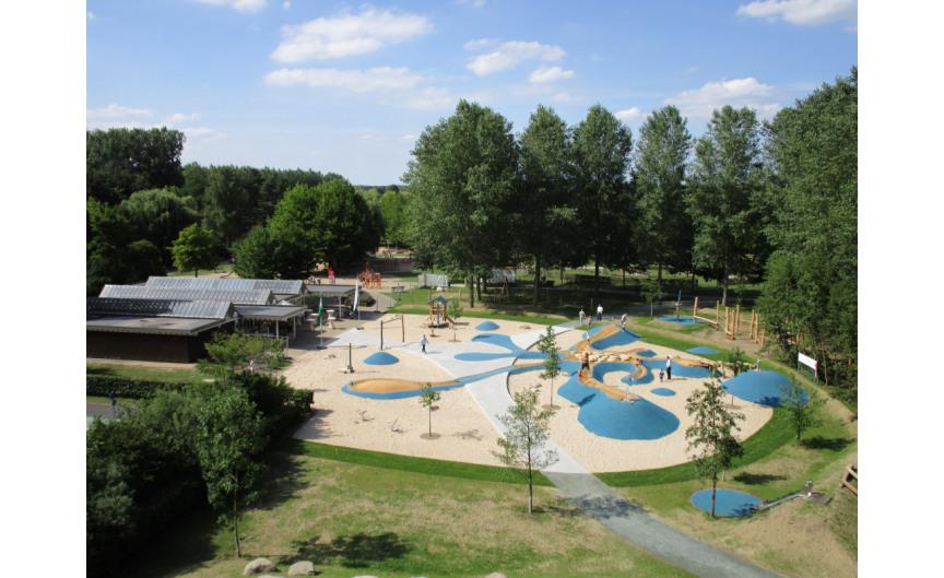 Aire de jeux pour enfants Puyenbroeck, Wachtebeke