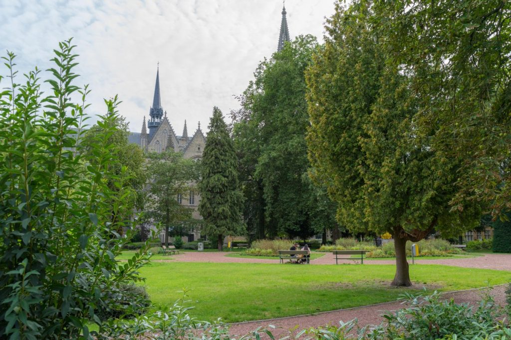 Astrid Park Ypres