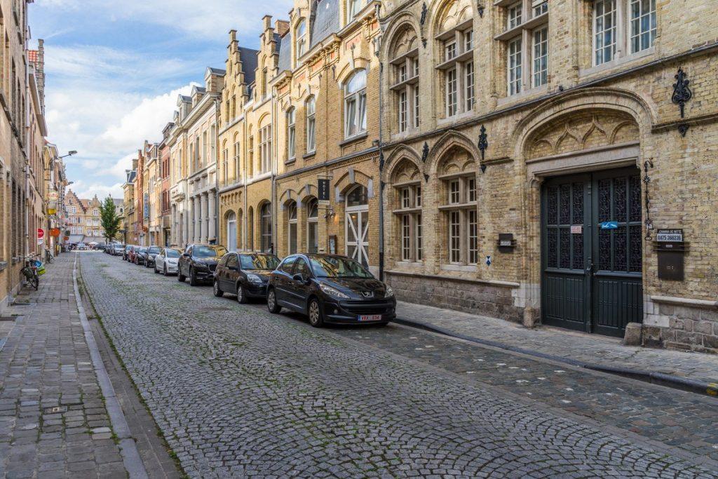 D'Hondtstraat Ypres