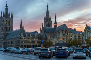 Cloth Hall and Grote Markt Ypres