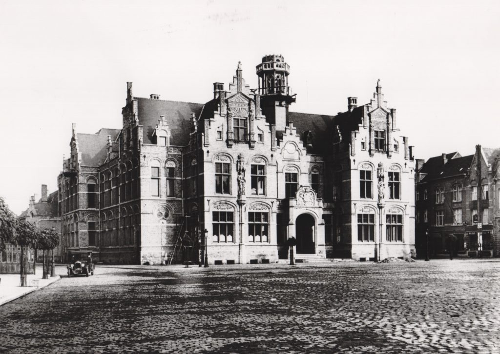 Court of Justice, Ypres