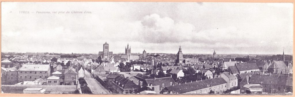 Pre-war Ypres