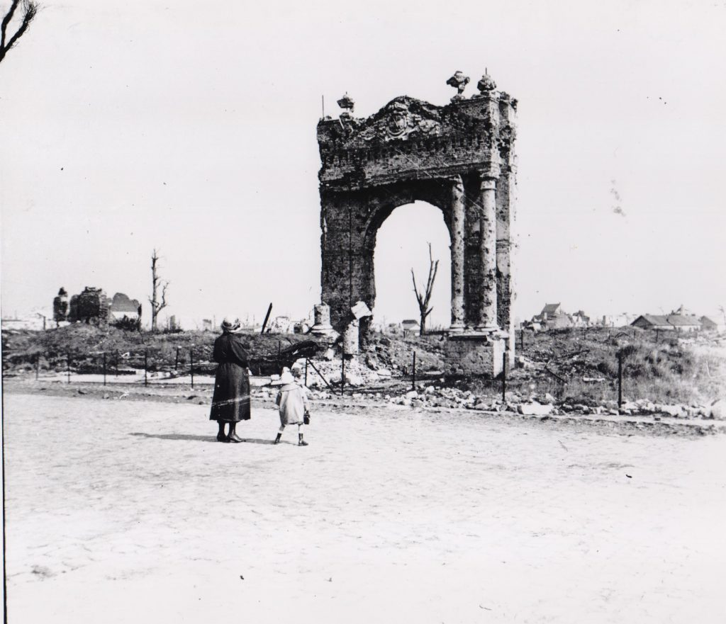 The Monastery Gate, Ypres