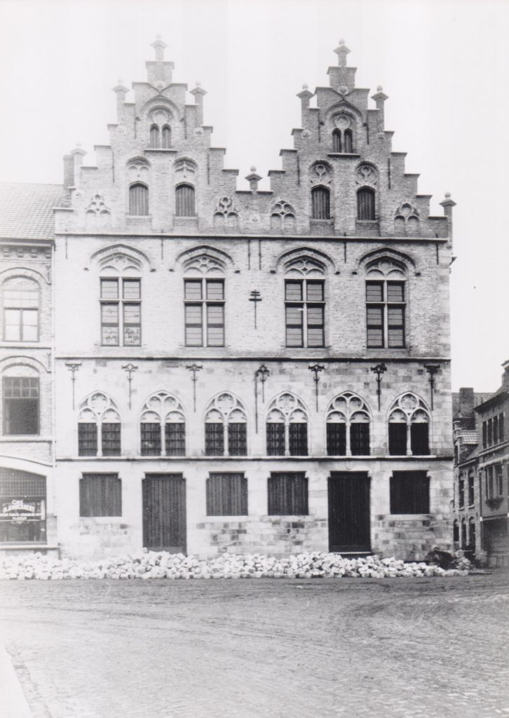The new Ypres Meat Hall