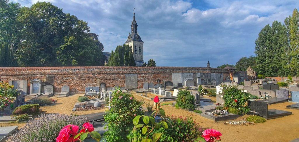 Cemetery of Park Abbey Leuven