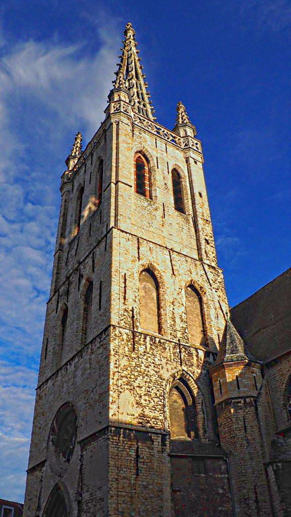 Saint Gertrude Abbey Leuven