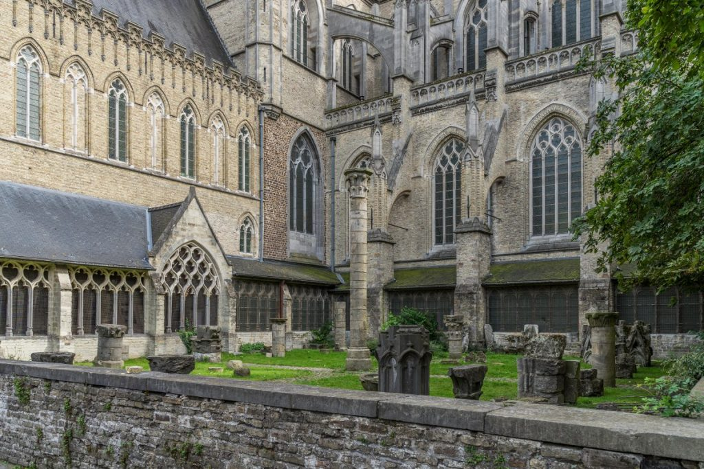 St. Martin's church Ypres