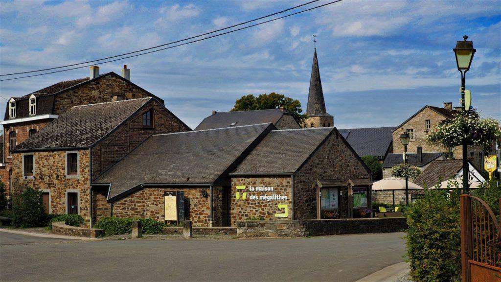 Weris village Ardennes