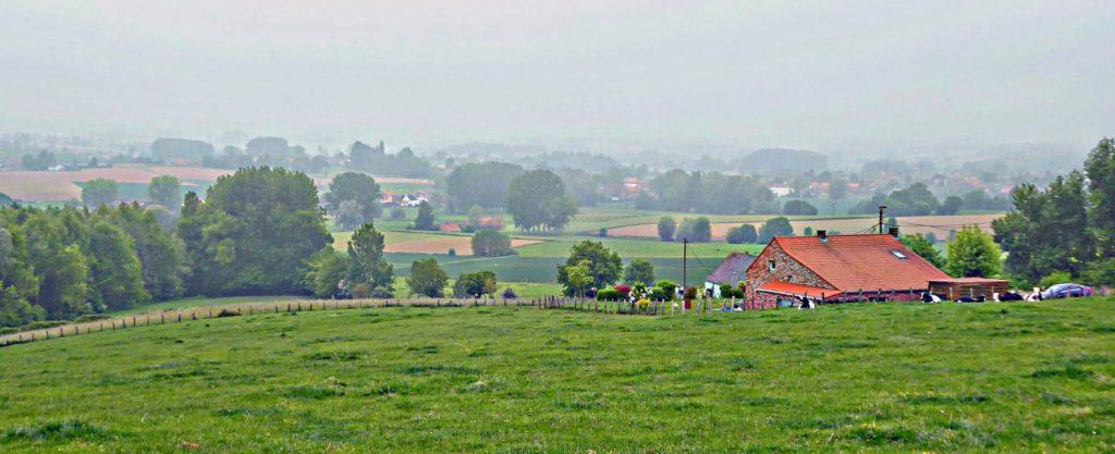 Ellezelles walking country