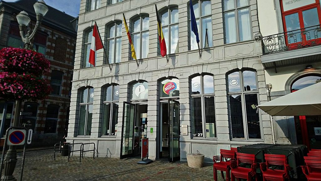 Tourist office Mons