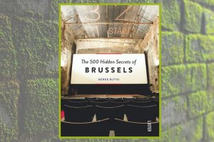 The hidden secrets of Brussels book