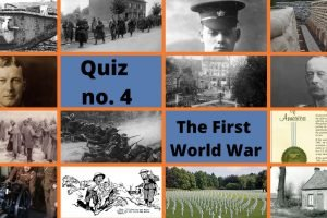 First World War Quiz