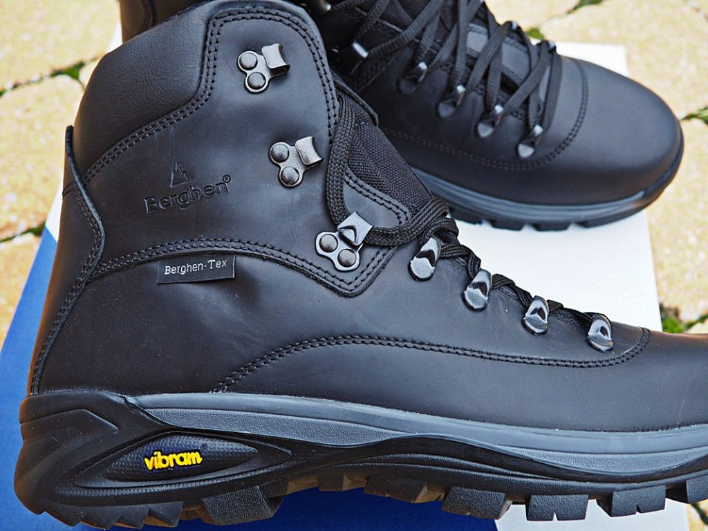 Livigno hiking boots