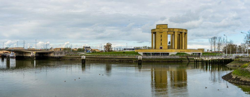 A historical walk around Nieuwpoort