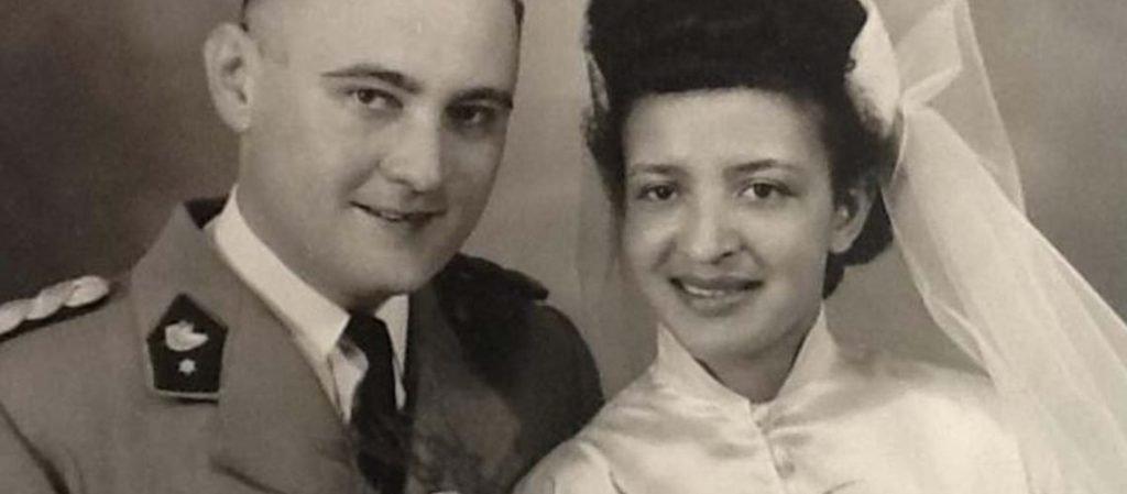 Augusta Chiwy nurse in Bastogne marries Jacques Cornet
