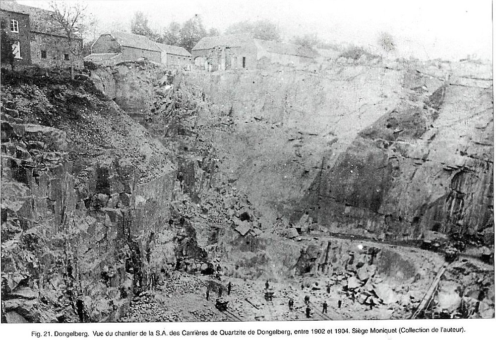 Dongelberg Quarry and Diving Center