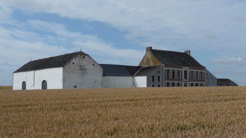 The 18th century Nouvelle Cricourt farm