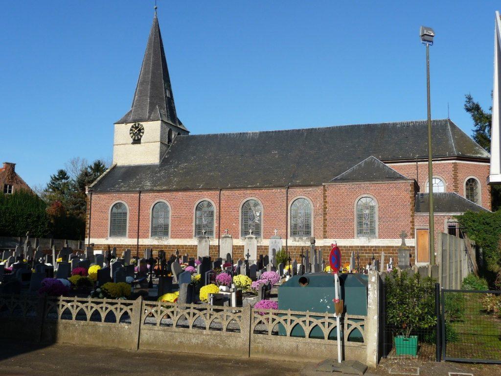 Houwaart church