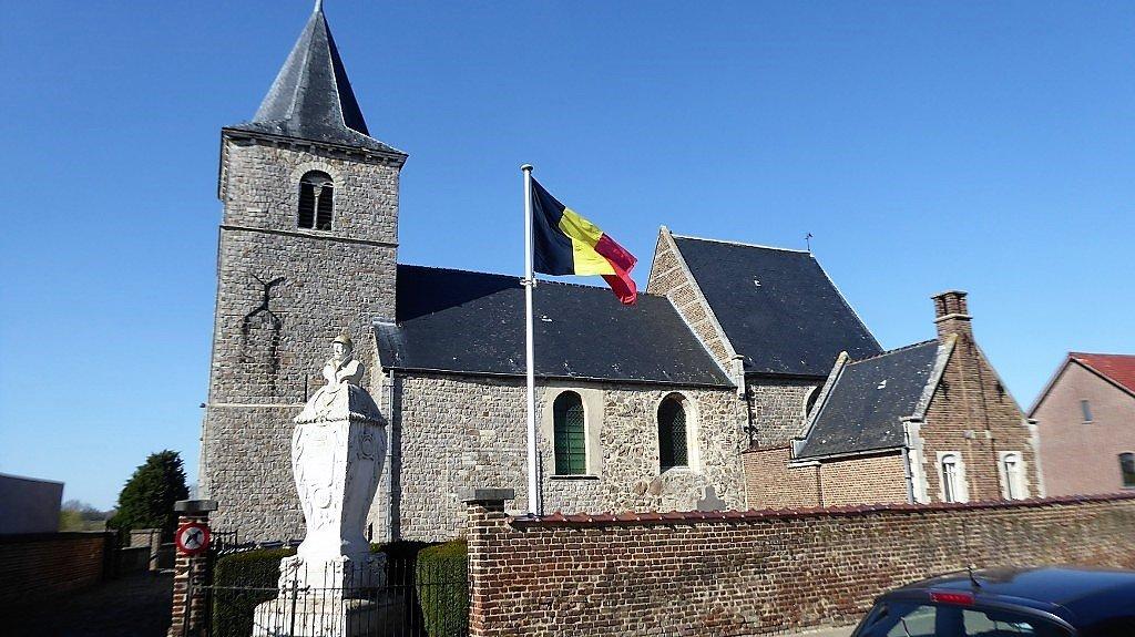 Sint-Margriete-Houtem church