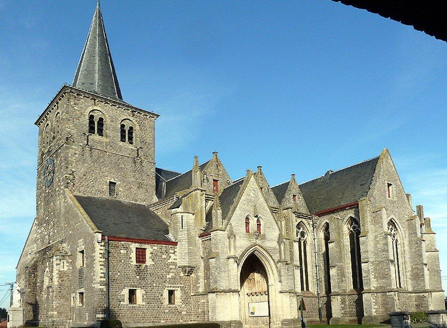 Sint-Margriete-Houtem walk