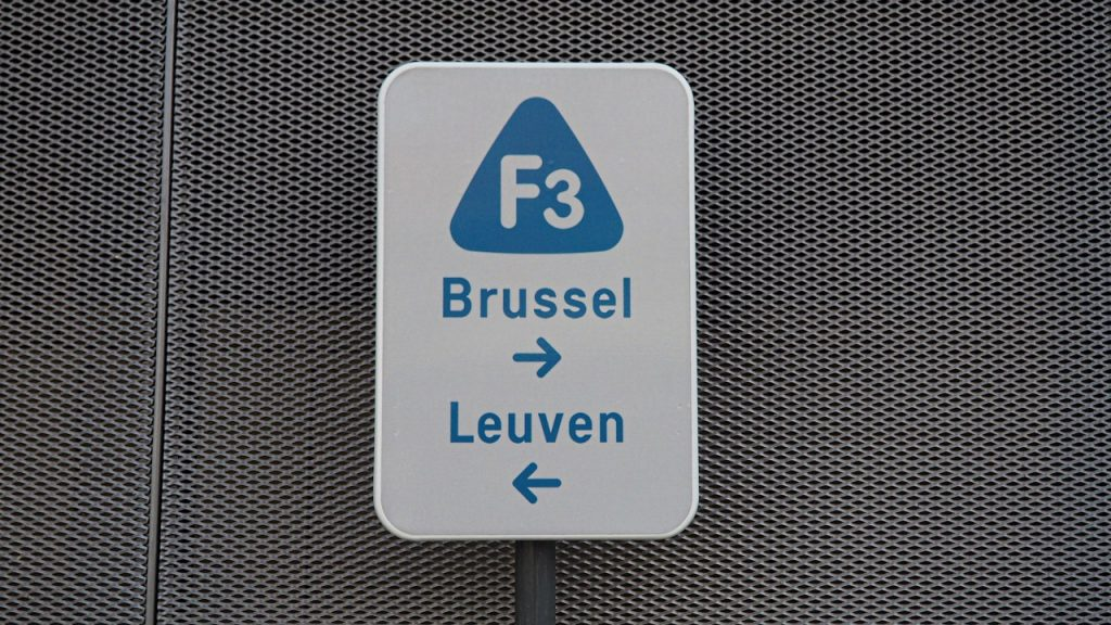 F3 Brussels to Leuven