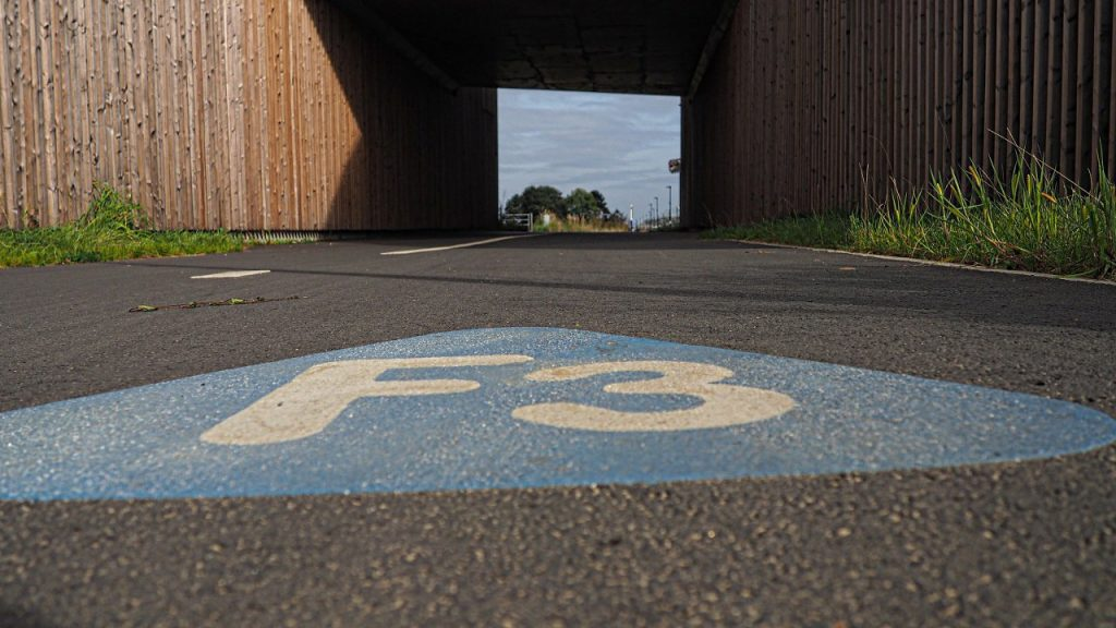 f3 cycle highway