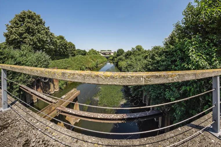 River Senne Brussels